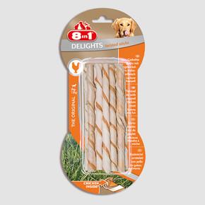 8in1 Delights Tavuklu Çubuk Ödül Maması