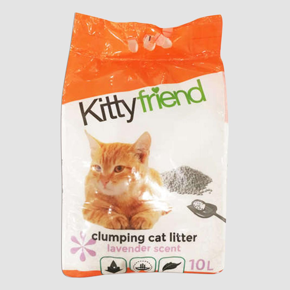 Sanicat Kitty Friend Topaklanan Kedi Kumu