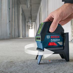 Bosch Profesyonel GCL 2-15G Kombi Çizgi Lazer Mesafe Ölçer
