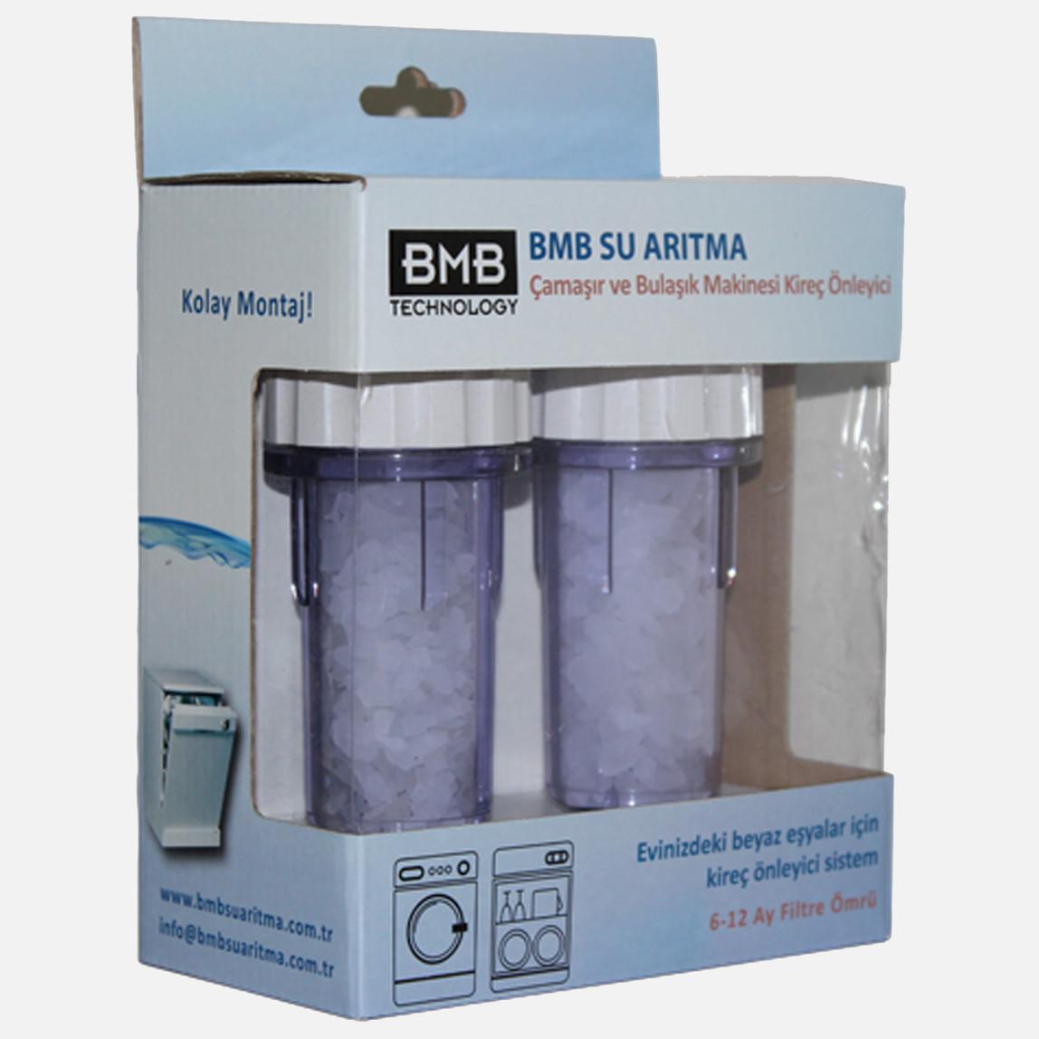 Çamaşır Bulaşık Makinası için Kireç Önleyici Filtre