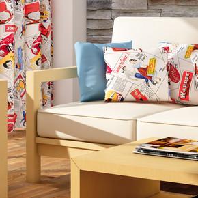 Premier Home Nostalji 45x45cm Yastık