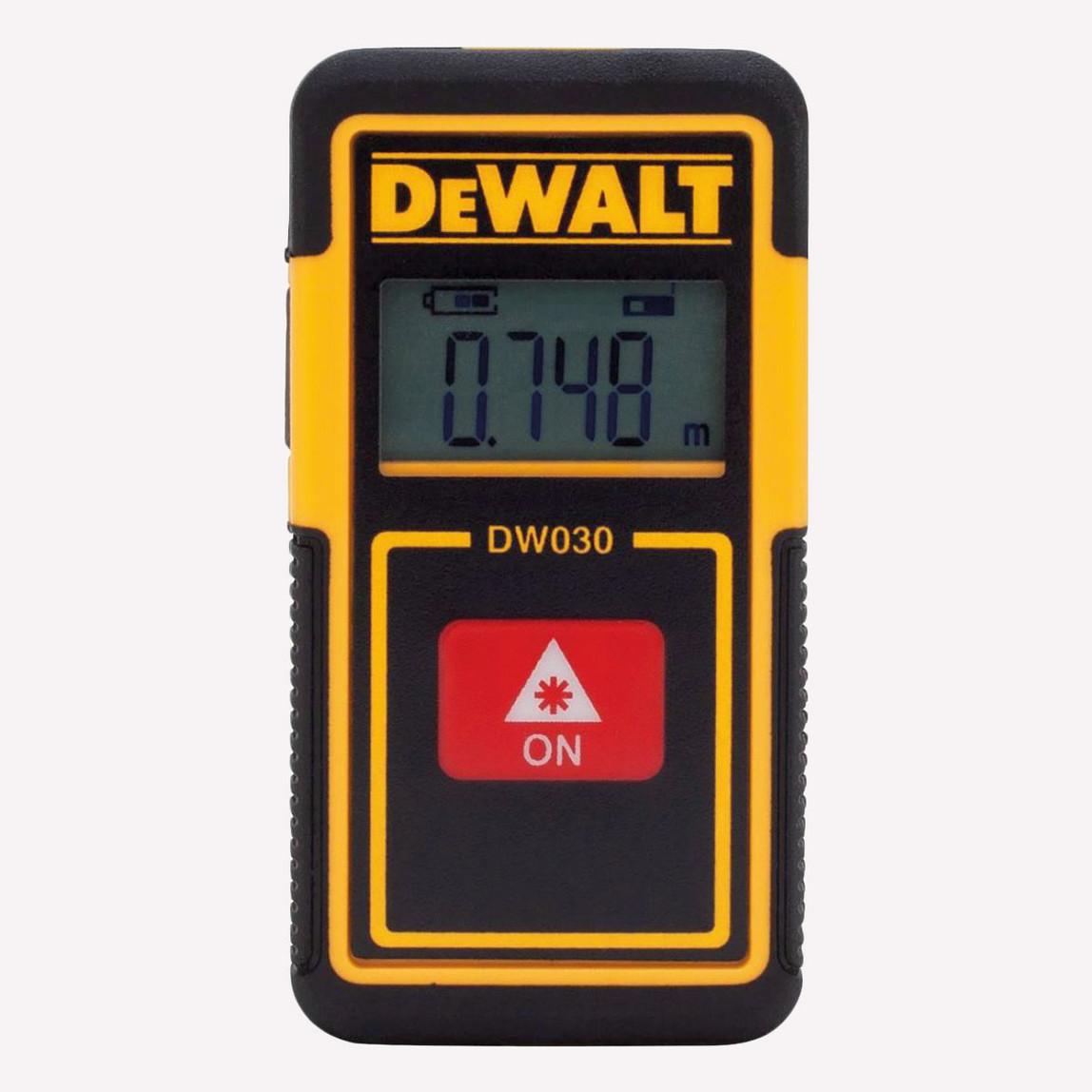 Dewalt DW030PL-XJ Mini Mesafe Ölçer Cep Lazeri