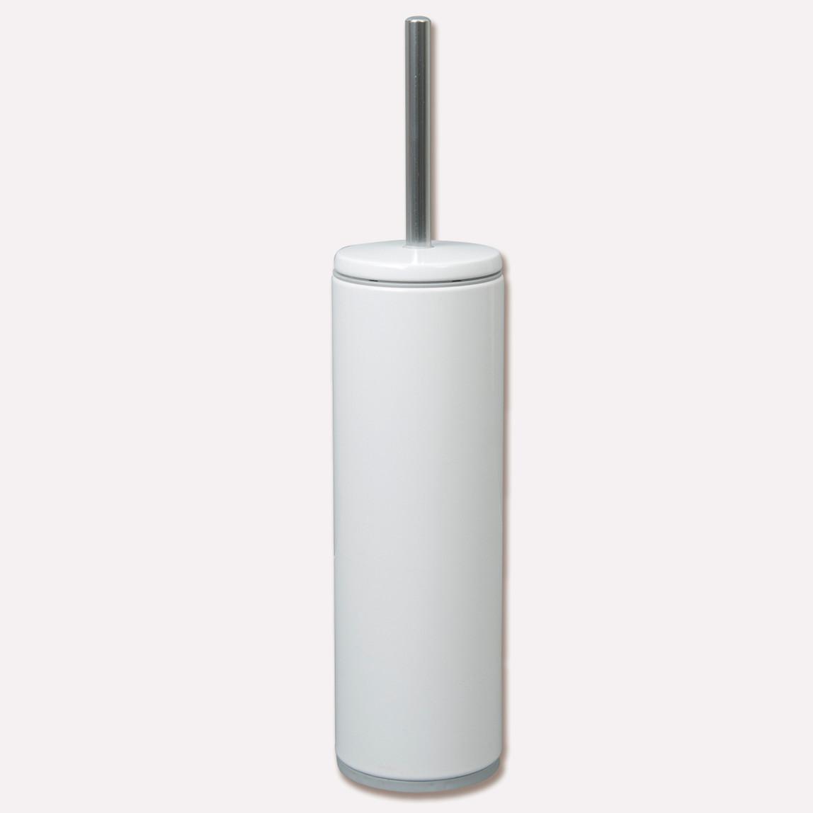 Cigo Wc Tuvalet Fırçası Beyaz İç Kısım Gri