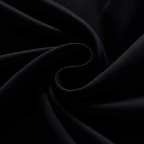 Blackout Fon Perde Sıyah 170x70cm