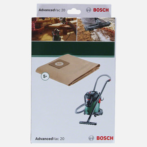 Toz Torbasi - AdvVac20 (5'li paket)
