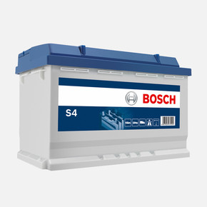 Bosch Marş Aküsü S4 72 Ah