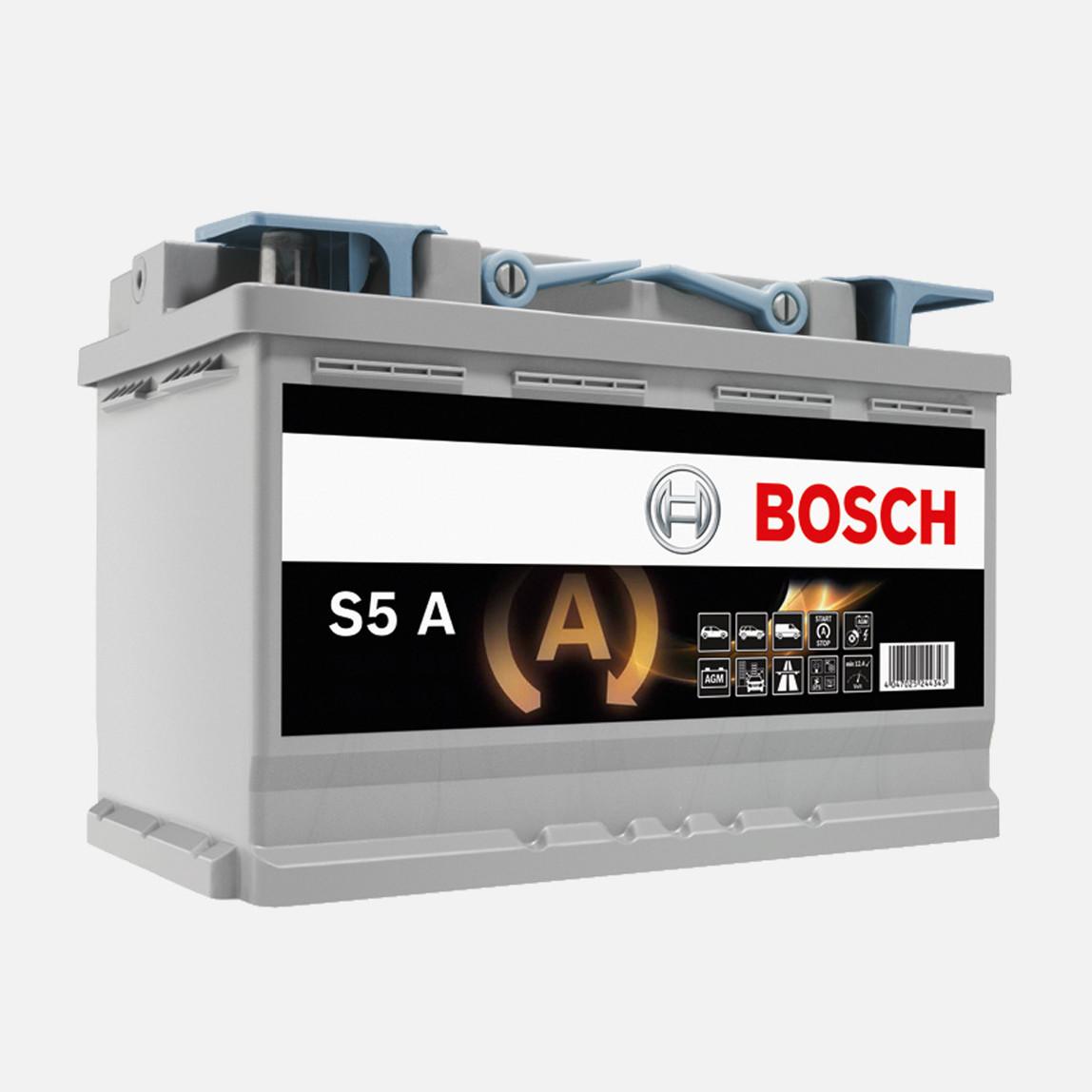 Bosch Marş Aküsü S5 100 Ah