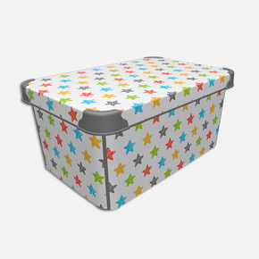 Colored Star StyleBox 10 litre