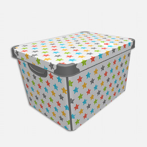 Colored Star StyleBox 20 litre