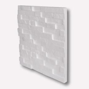 Stone 50x50cm Boyanabilir Duvar Paneli