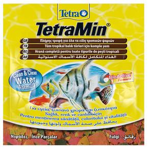 Tetramin Flakes Pul Balık Yemi