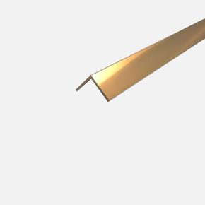 15X15 Alüminyum Profili 2,70Mt Mat Sarı