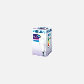Philips Essential Led Ampul 14-100W Beyaz E27 Normak Duy 3'lü Paket