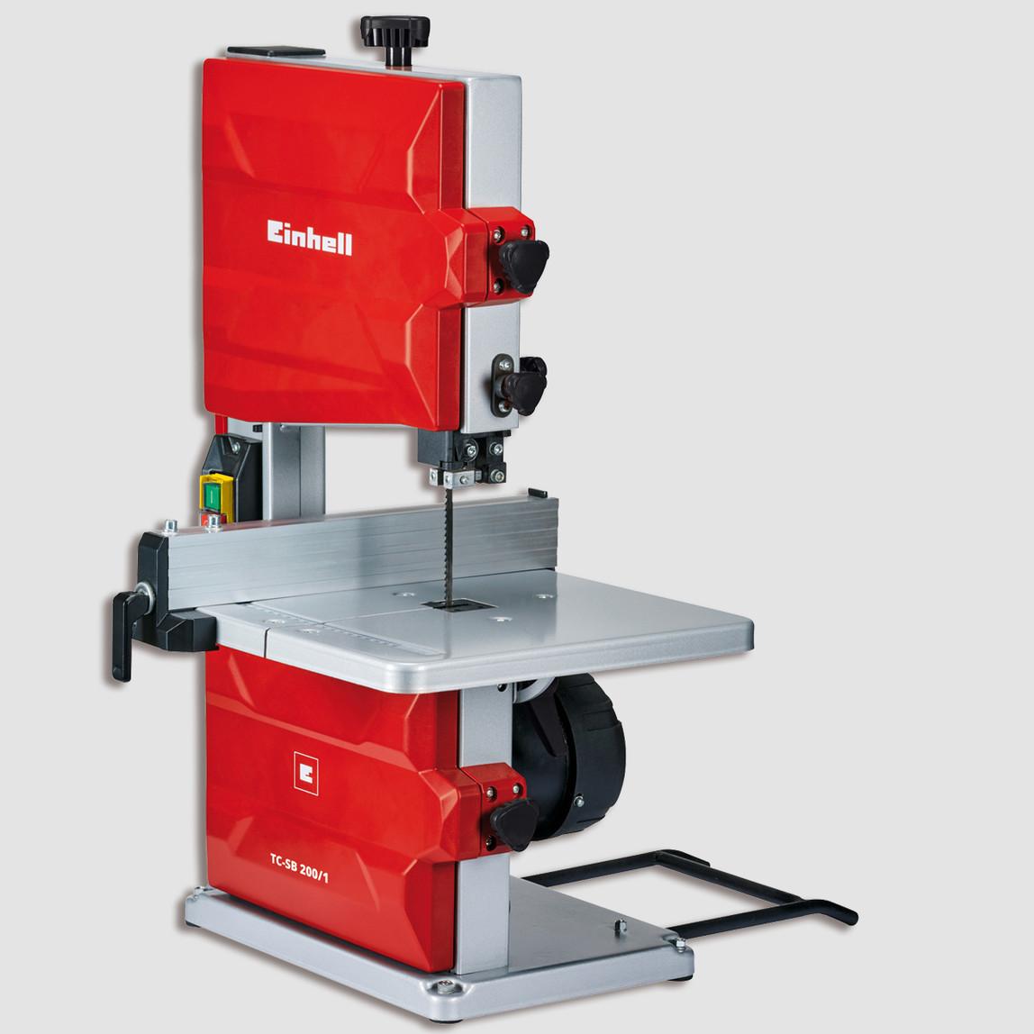 Einhell Şerit Testere 250W TC-SB2001