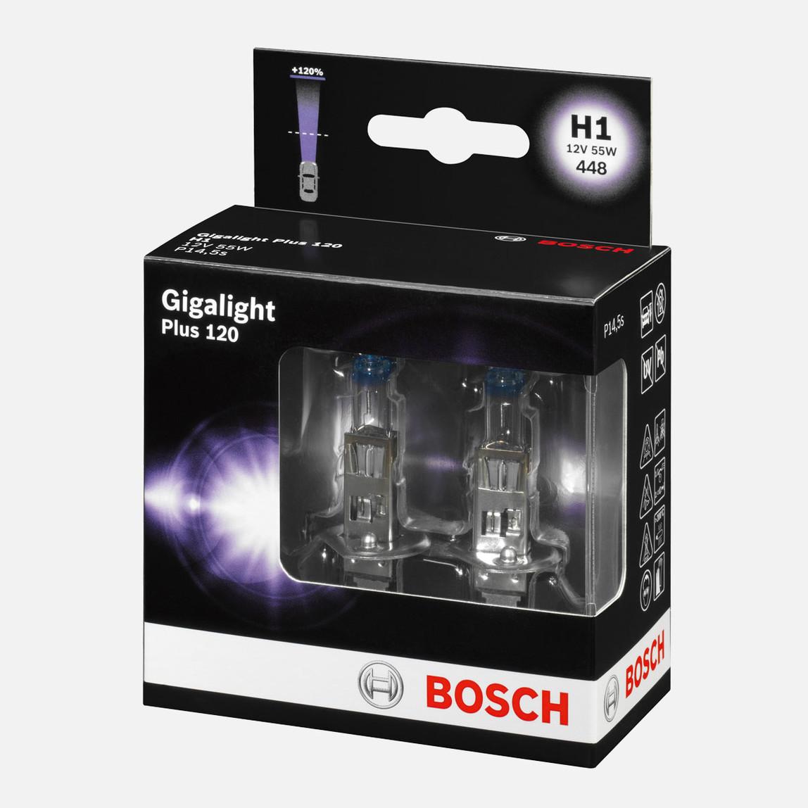 Bosch Oto Ampul 12VH1 Gigalight Plus 120