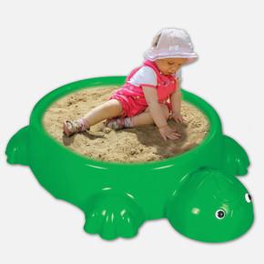 Kaplumbağa Su ve Kum Havuzu 84X121X33cm