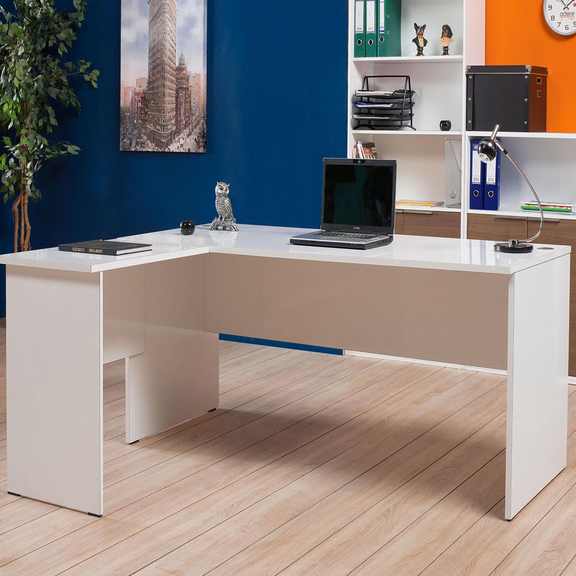 New York L Ofis Masası