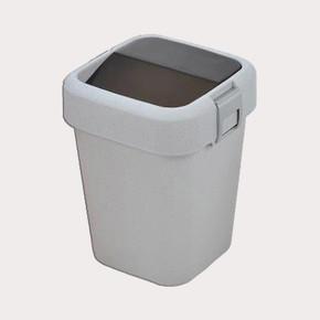 Comfort Dust Bin Çöp Kovası Gri 18 lt