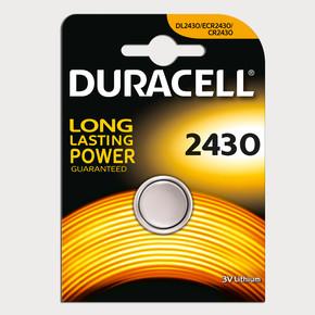 Duracell Düğme Pil 2430 3Volt