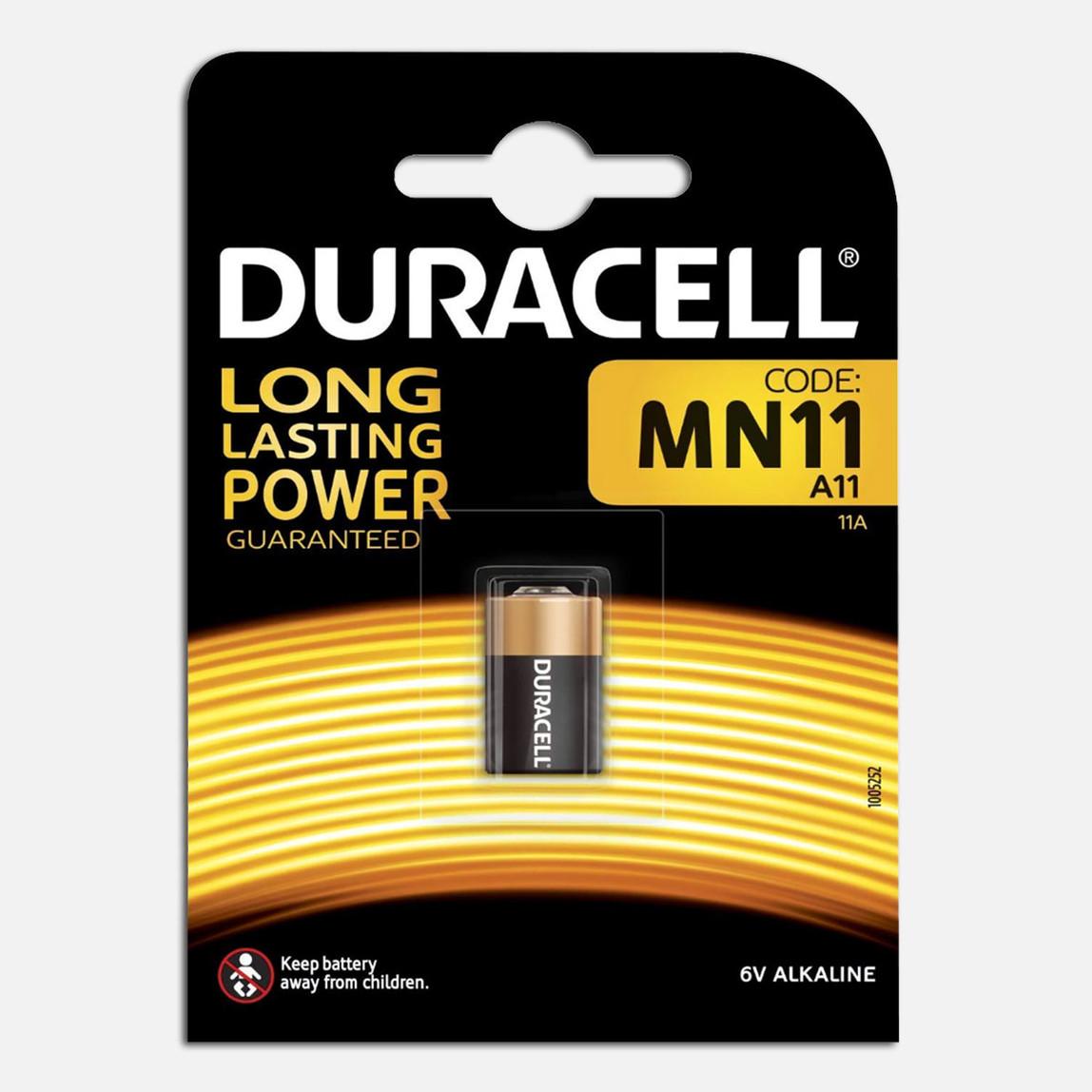 Duracell MN11 Pil 12 Volt