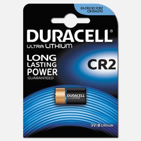 Duracell Ultra Lityum Pil CR2