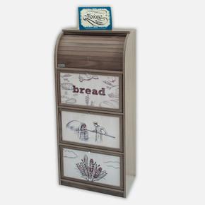 Tekli Baskılı  Ceviz Ekmeklik