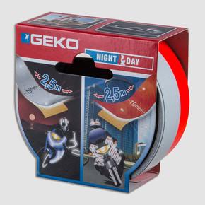 Geko Floresan Yansımalı Kendinden Yapışkanlı Bant 19mmx2,5mm