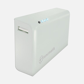 Tunçmatik Mini Charge 5000mah PowerBank  Beyaz