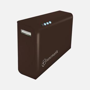 Tunçmatik Mini Charge 5000Mah Mini Şarj Cihazı Siyah