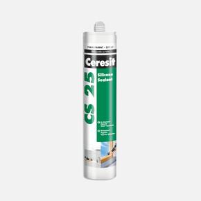 Henkel Ceresit CS 25 280 ml Silikon Şeffaf