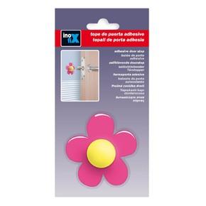 Inofix Yapışkanlı Kapı Stoperi Çiçek