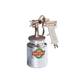 Asturo Boya Tabancası-G70 Alttan Depo