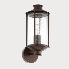 Eglo Mamurra Dış Aplik Kahve 1X60W E27