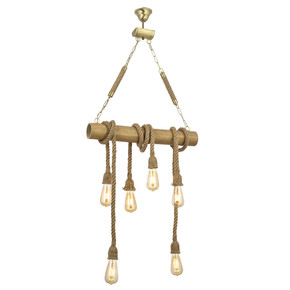 Bambu Sarkıt 6'Lı 6XE27
