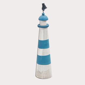 Dekoratif Ahşap Deniz Feneri