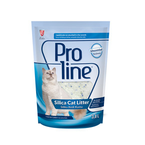 Sılıca Kedi Kumu 3,8 Lt
