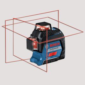 Bosch GLL3-80C Lazer Hizalama