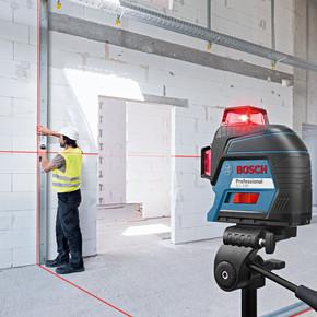 Bosch GLL3-80 Lazer Hizalama-Kırmızı Işık