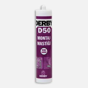 D50 Montaj Mastiği Altın Meşe