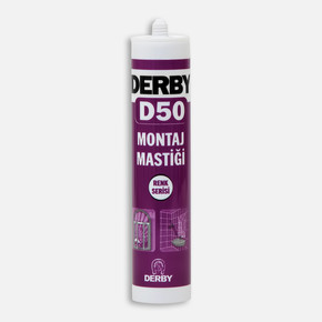 D50 Montaj Mastiği Kayın Meşe