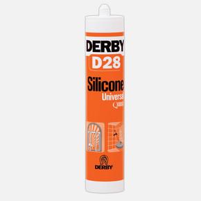 Derby D28 Genel Amaçlı Silikon Şeffaf