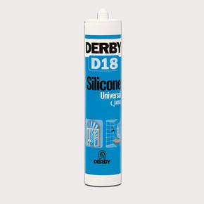 Derby D18 Genel Amaçlı Silikon Şeffaf