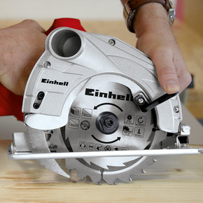 Einhell TH-CS1200 Daire Testere