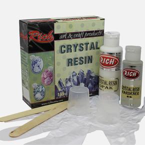 Cristal Reçine 130+65 cc Şeffaf