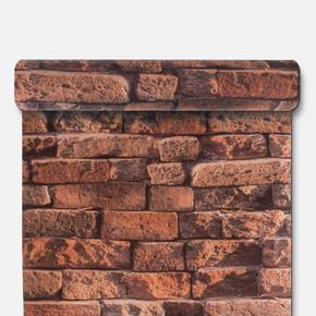 Eski Tuğla - Ates Simli Duvar Kağıdı