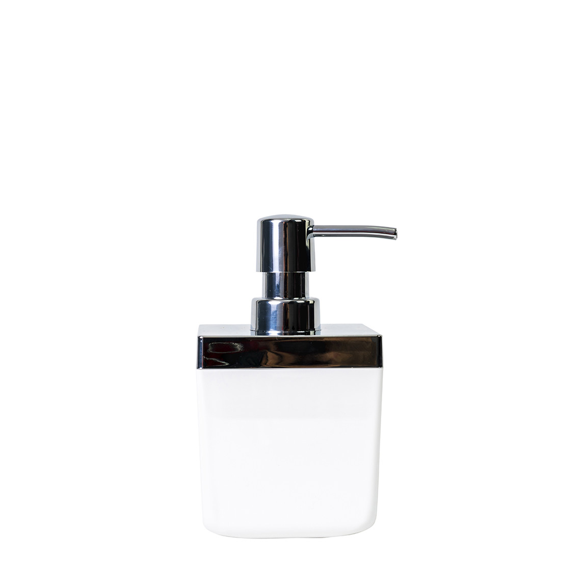 Toskana Sıvı Sabunluk-Beyaz
