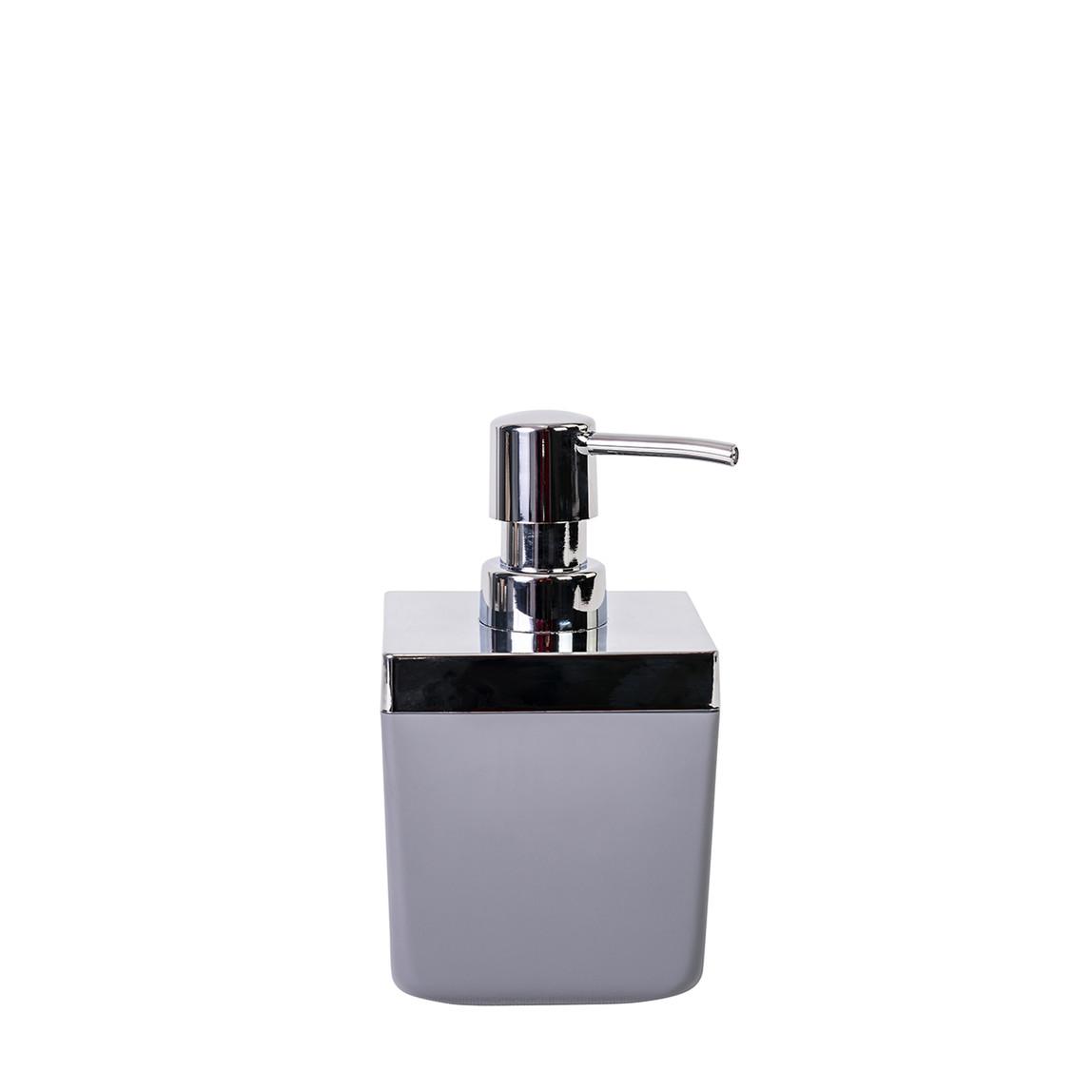 Toskana Sıvı Sabunluk-Gri