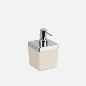 Toskana Sıvı Sabunluk-Bej