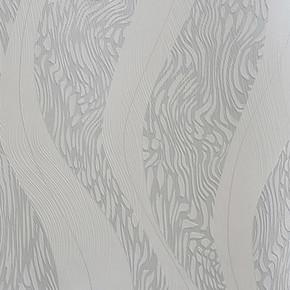 Leopar Beyaz Vinyl Duvar Kağıdı