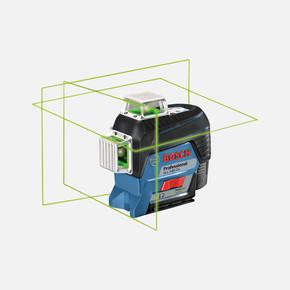 Lazer Hizalama - Yeşil Gll3-80Cg